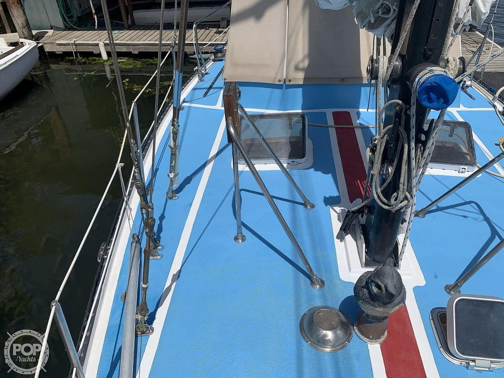 1975 Yorktown boat for sale, model of the boat is 39 & Image # 36 of 40