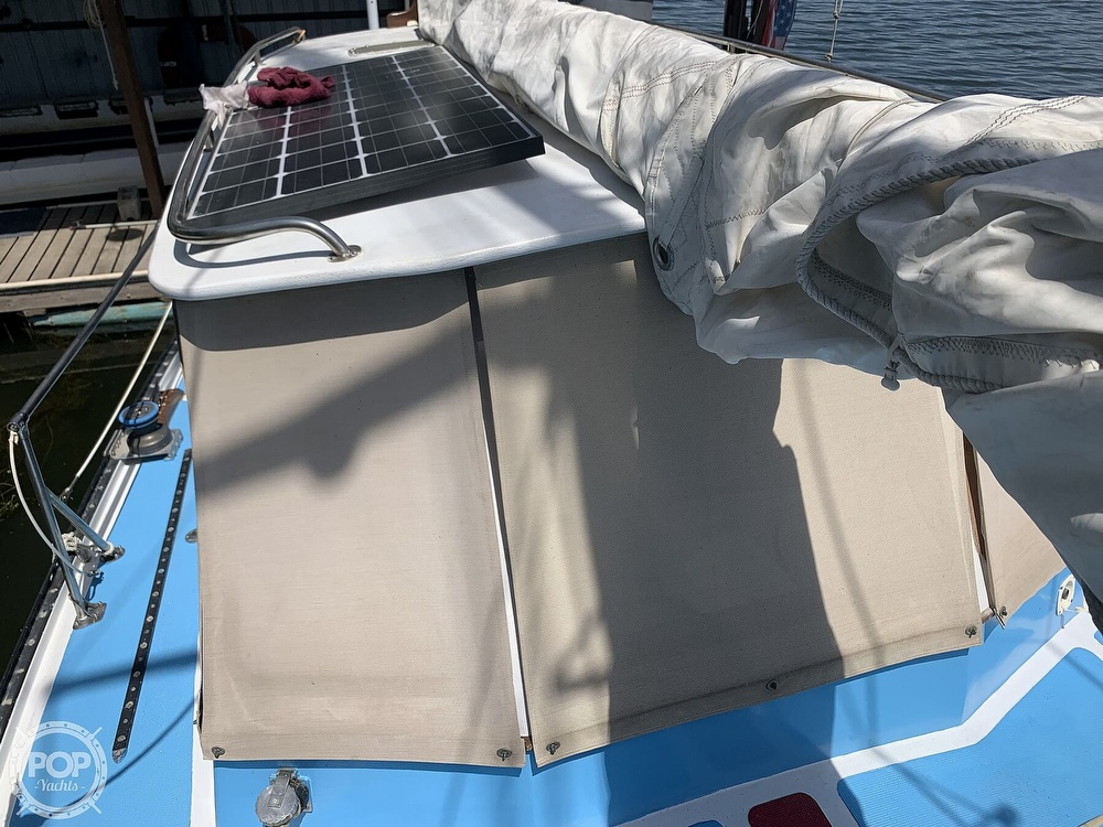 1975 Yorktown boat for sale, model of the boat is 39 & Image # 39 of 40
