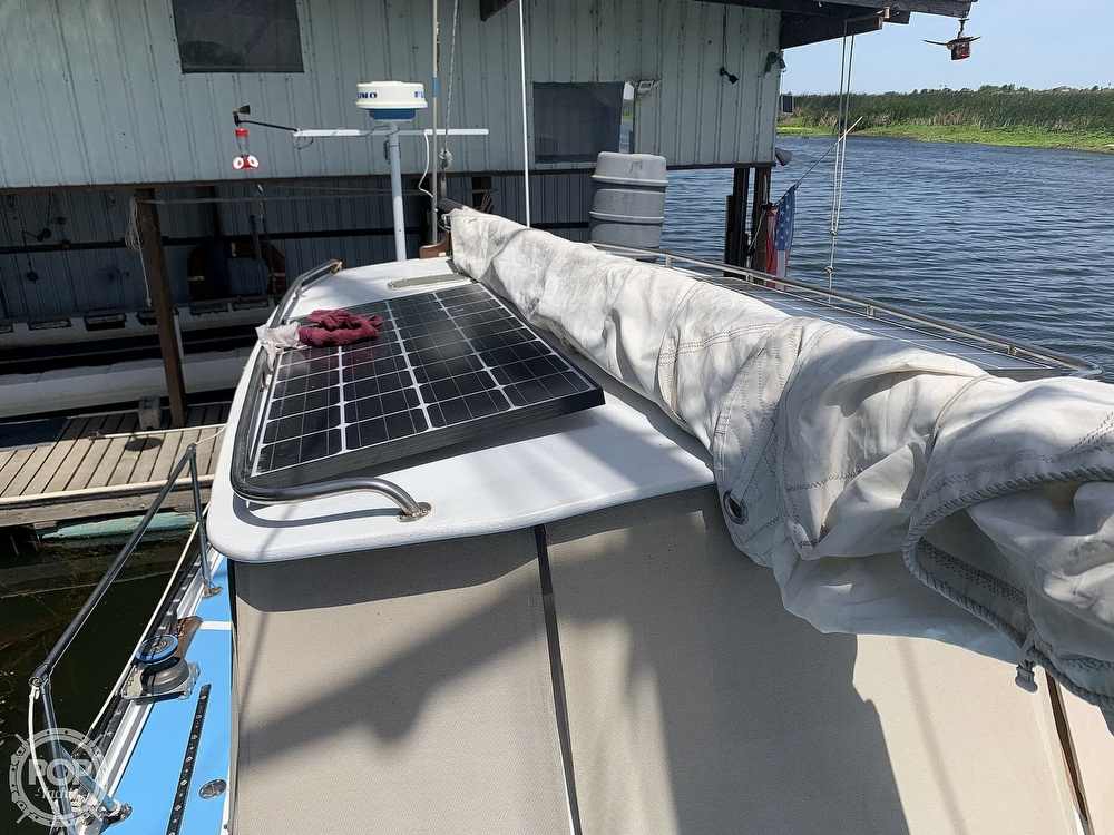 1975 Yorktown boat for sale, model of the boat is 39 & Image # 40 of 40