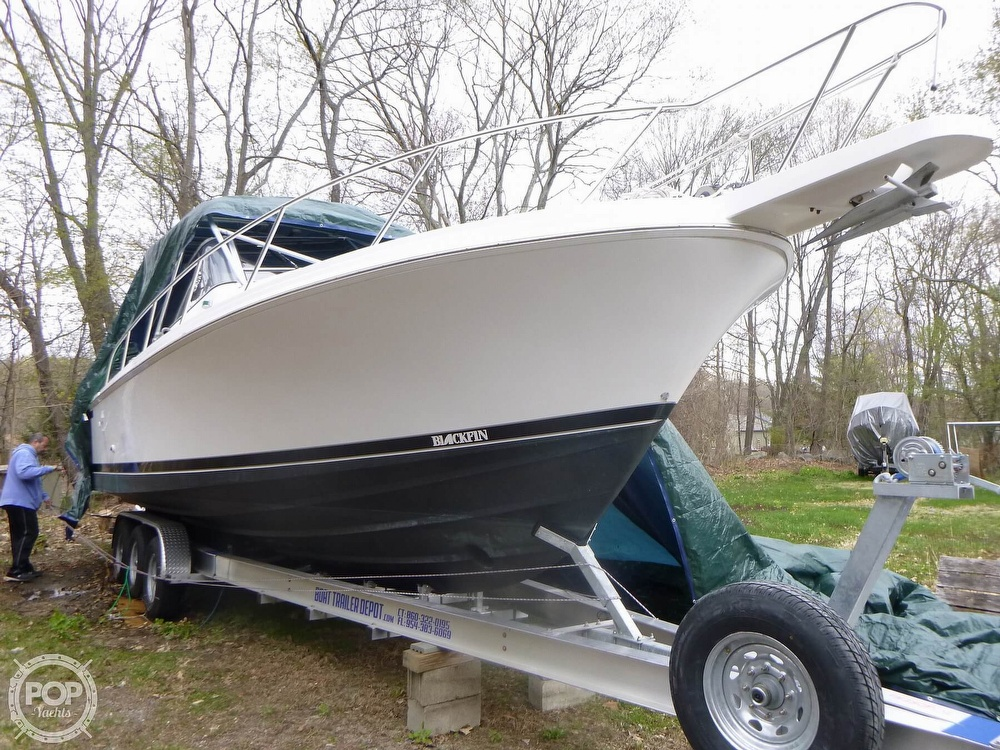 1994 Blackfin boat for sale, model of the boat is 33 & Image # 8 of 40