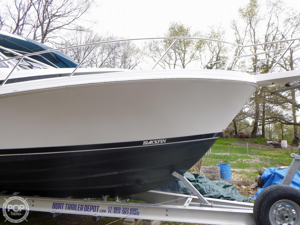 1994 Blackfin boat for sale, model of the boat is 33 & Image # 9 of 40