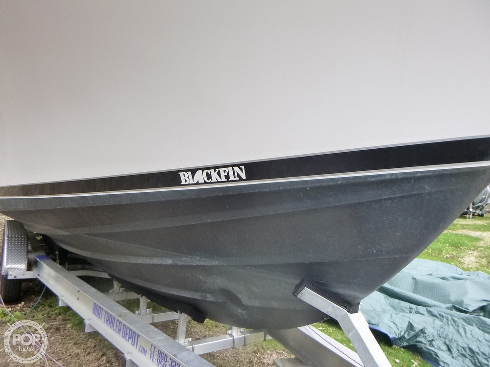 1994 Blackfin boat for sale, model of the boat is 33 & Image # 10 of 40