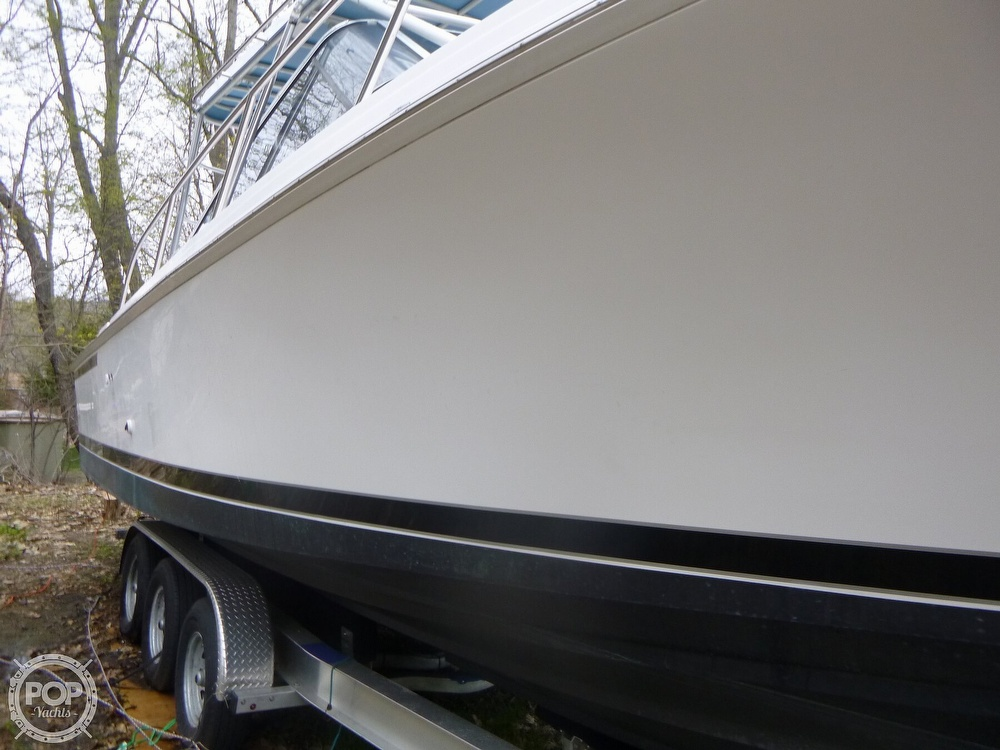 1994 Blackfin boat for sale, model of the boat is 33 & Image # 12 of 40