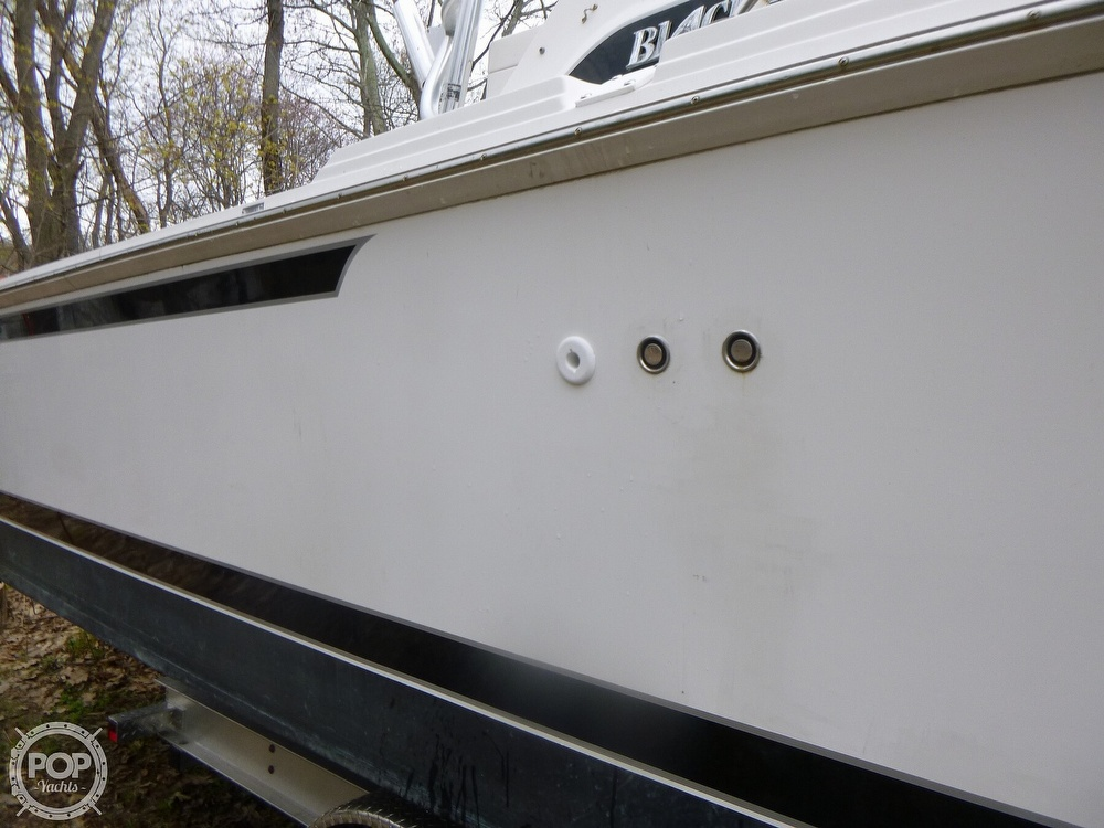 1994 Blackfin boat for sale, model of the boat is 33 & Image # 24 of 40