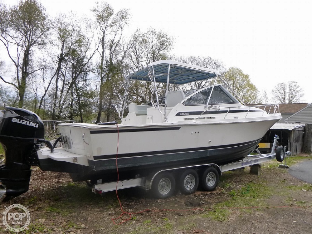 1994 Blackfin boat for sale, model of the boat is 33 & Image # 2 of 40