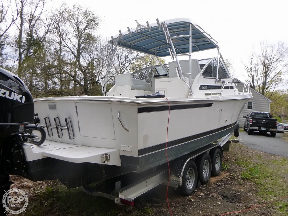 1994 Blackfin boat for sale, model of the boat is 33 & Image # 3 of 40