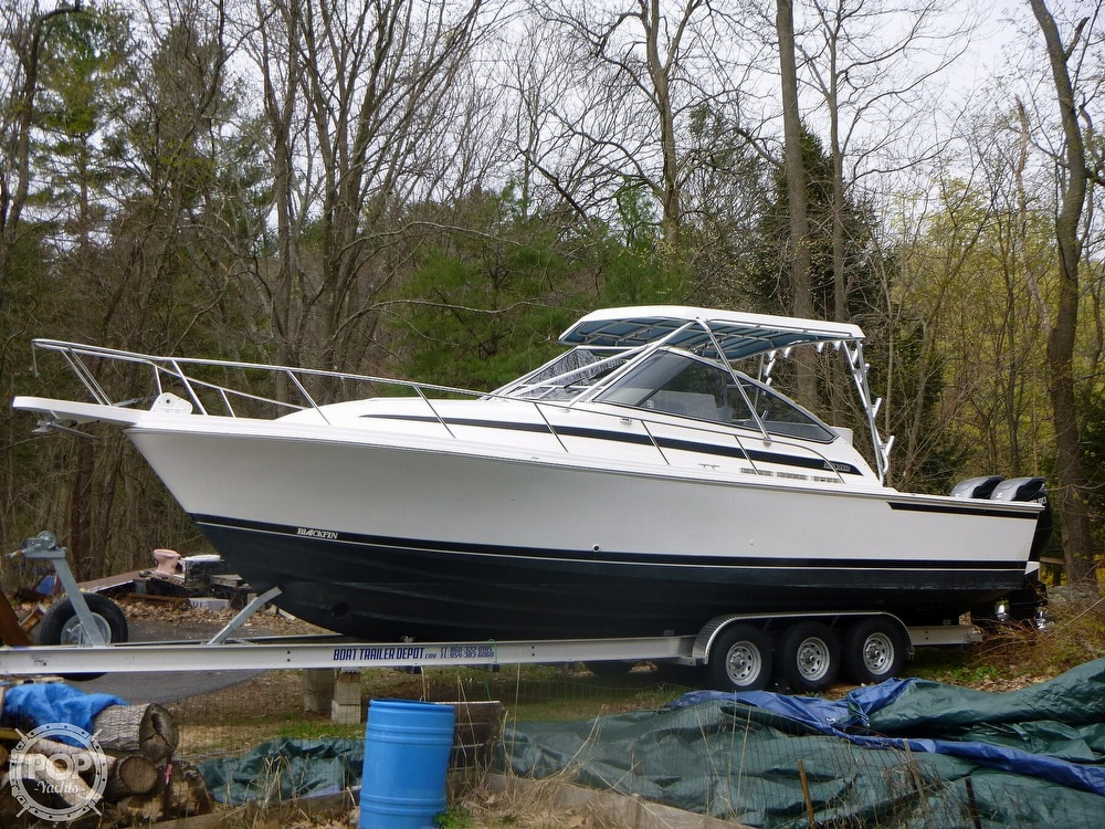 1994 Blackfin boat for sale, model of the boat is 33 & Image # 6 of 40