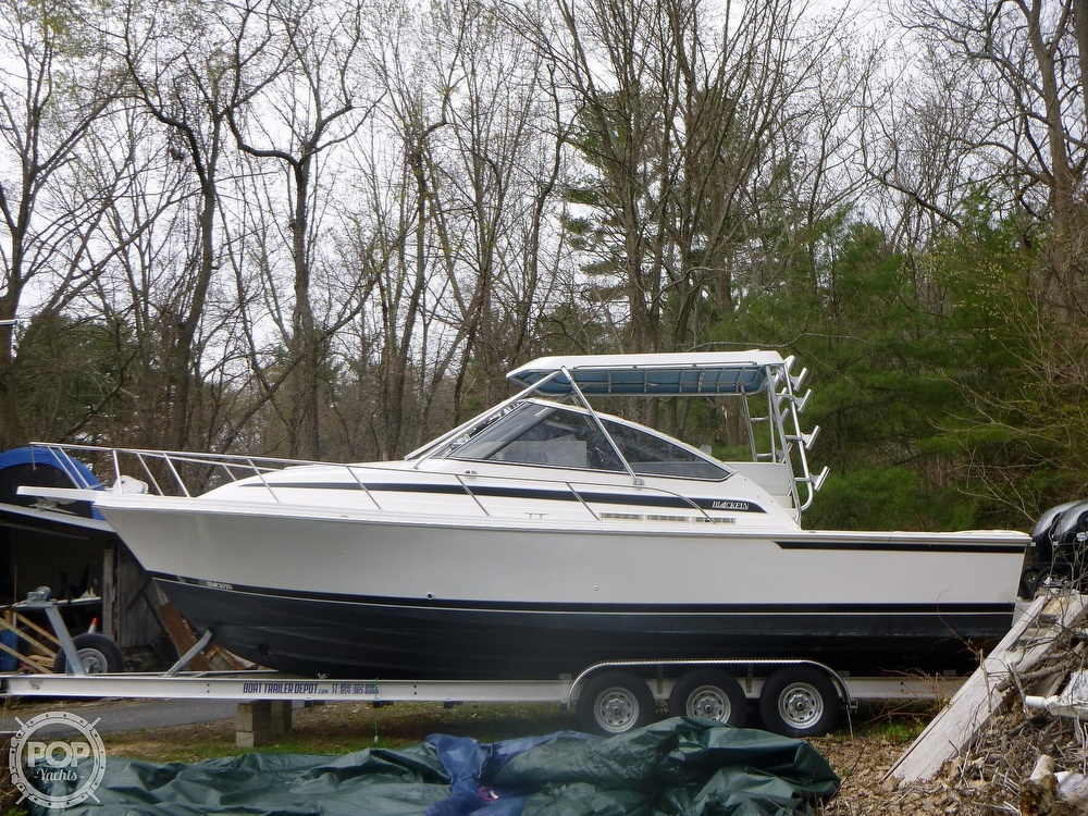 1994 Blackfin boat for sale, model of the boat is 33 & Image # 7 of 40
