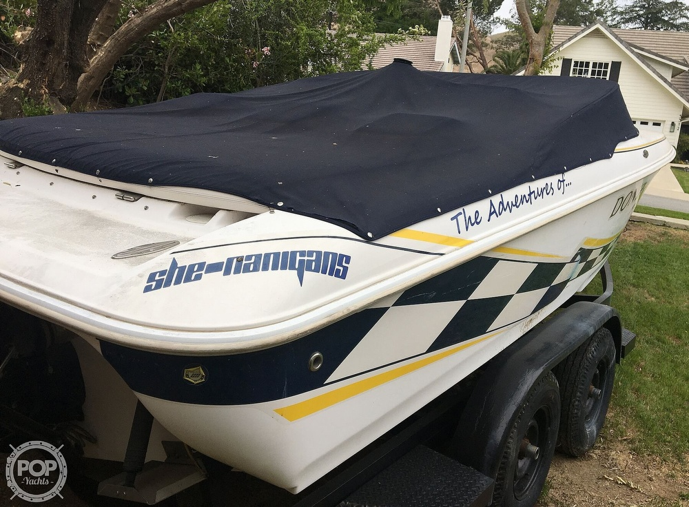 2001 Donzi boat for sale, model of the boat is 22ZX & Image # 22 of 40