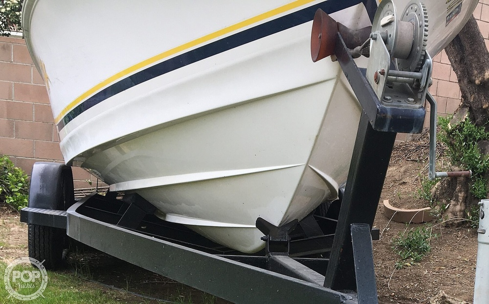 2001 Donzi boat for sale, model of the boat is 22ZX & Image # 37 of 40