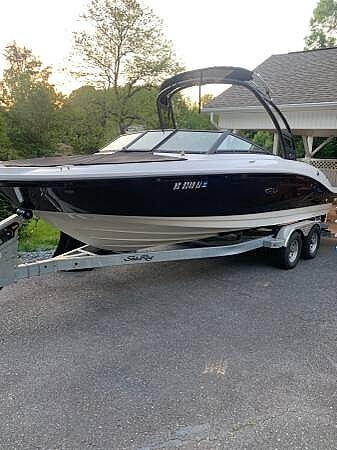 Sea Ray 210 SPX, 210, for sale - $50,000
