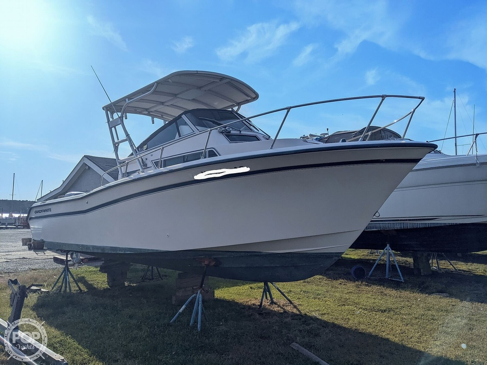 1997 Grady-White boat for sale, model of the boat is Islander 268 & Image # 2 of 40