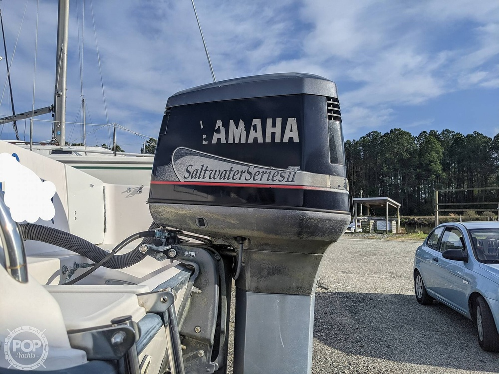 1997 Grady-White boat for sale, model of the boat is Islander 268 & Image # 4 of 40