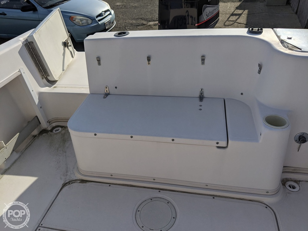 1997 Grady-White boat for sale, model of the boat is Islander 268 & Image # 7 of 40