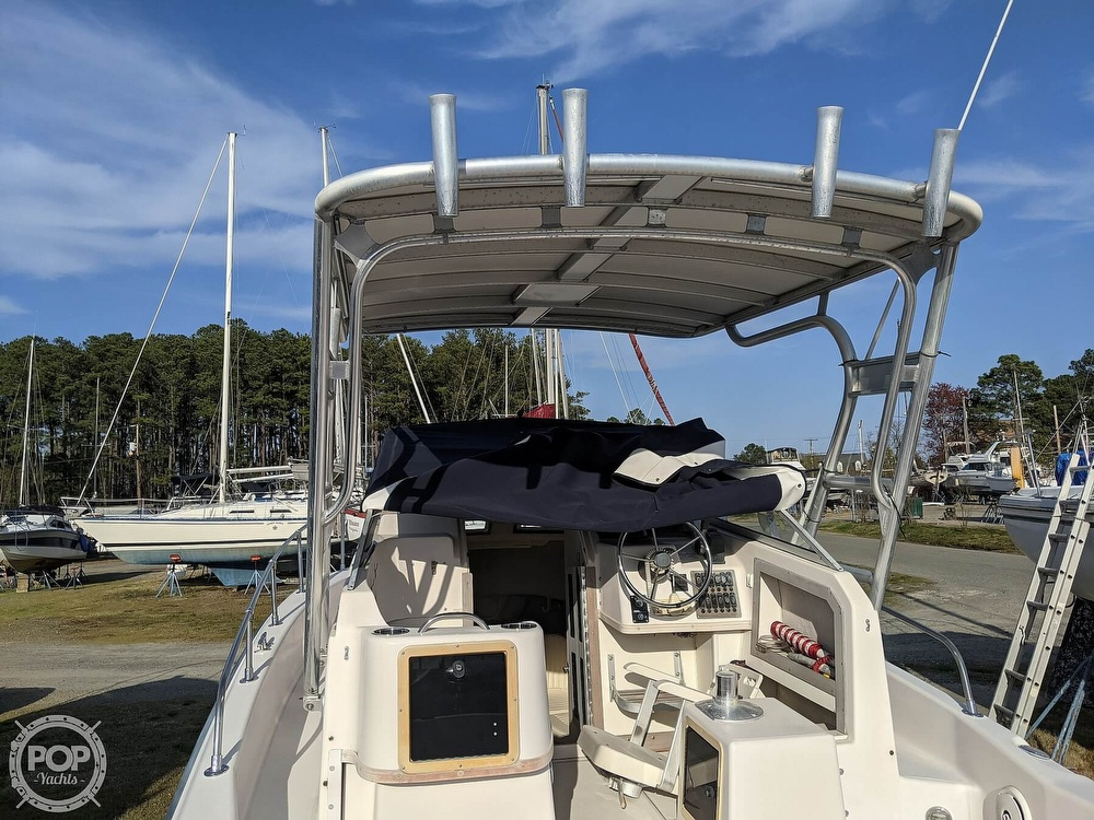 1997 Grady-White boat for sale, model of the boat is Islander 268 & Image # 9 of 40