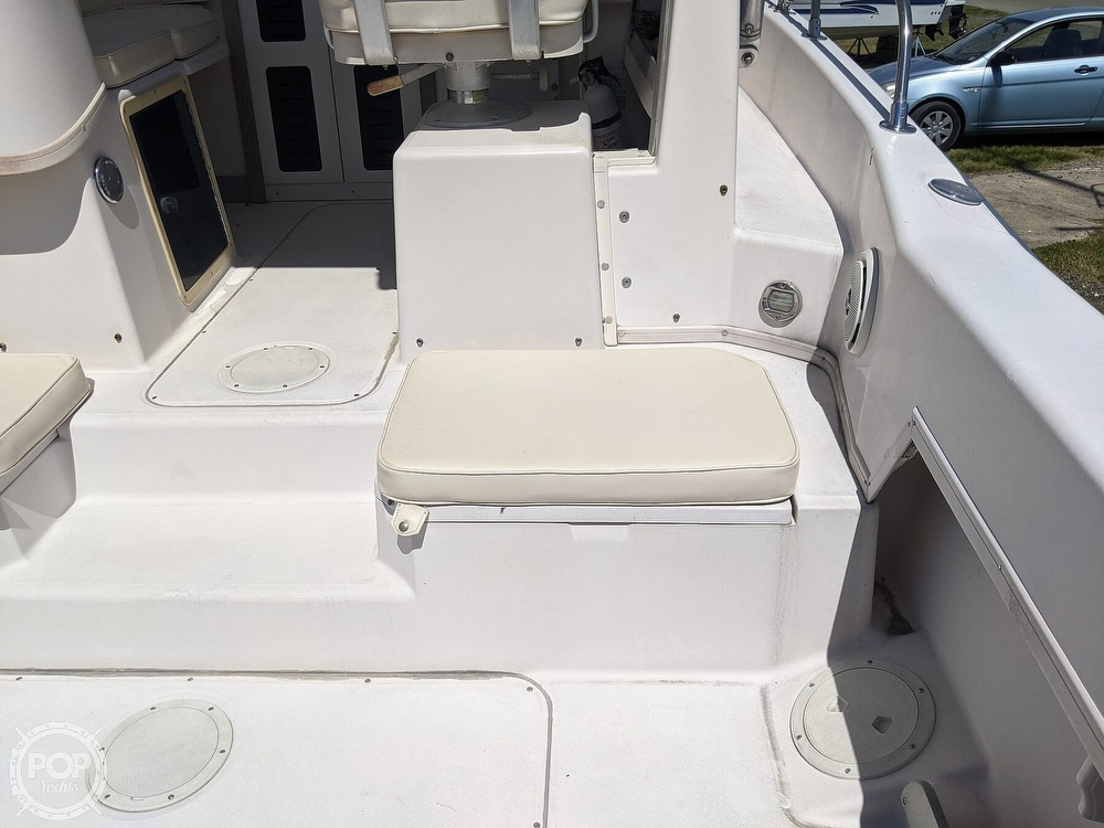 1997 Grady-White boat for sale, model of the boat is Islander 268 & Image # 17 of 40