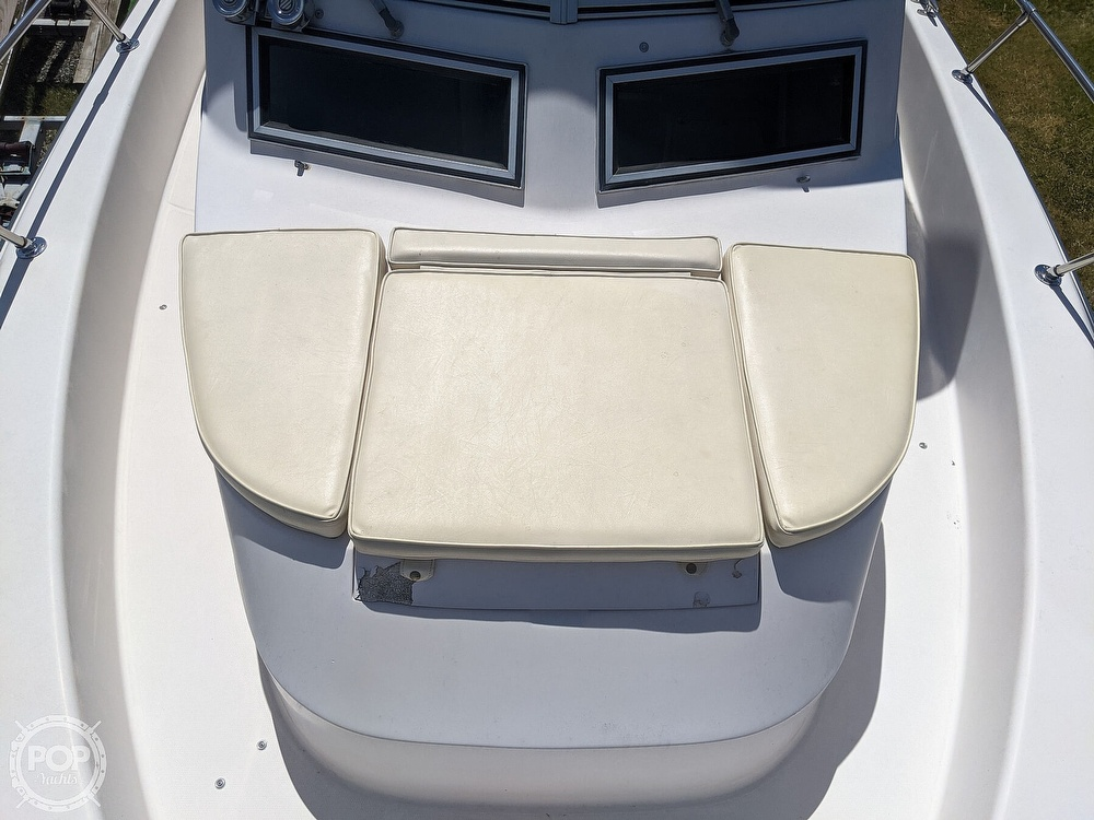 1997 Grady-White boat for sale, model of the boat is Islander 268 & Image # 28 of 40