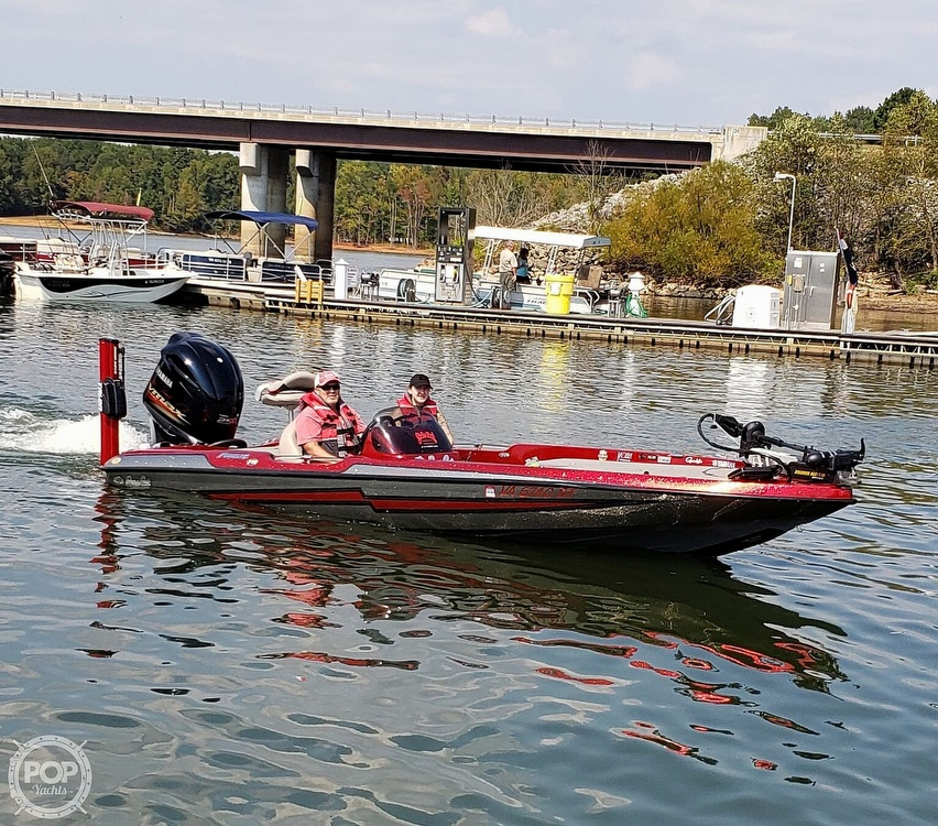 2010 Bass Cat Boats boat for sale, model of the boat is Puma Ftd & Image # 4 of 10