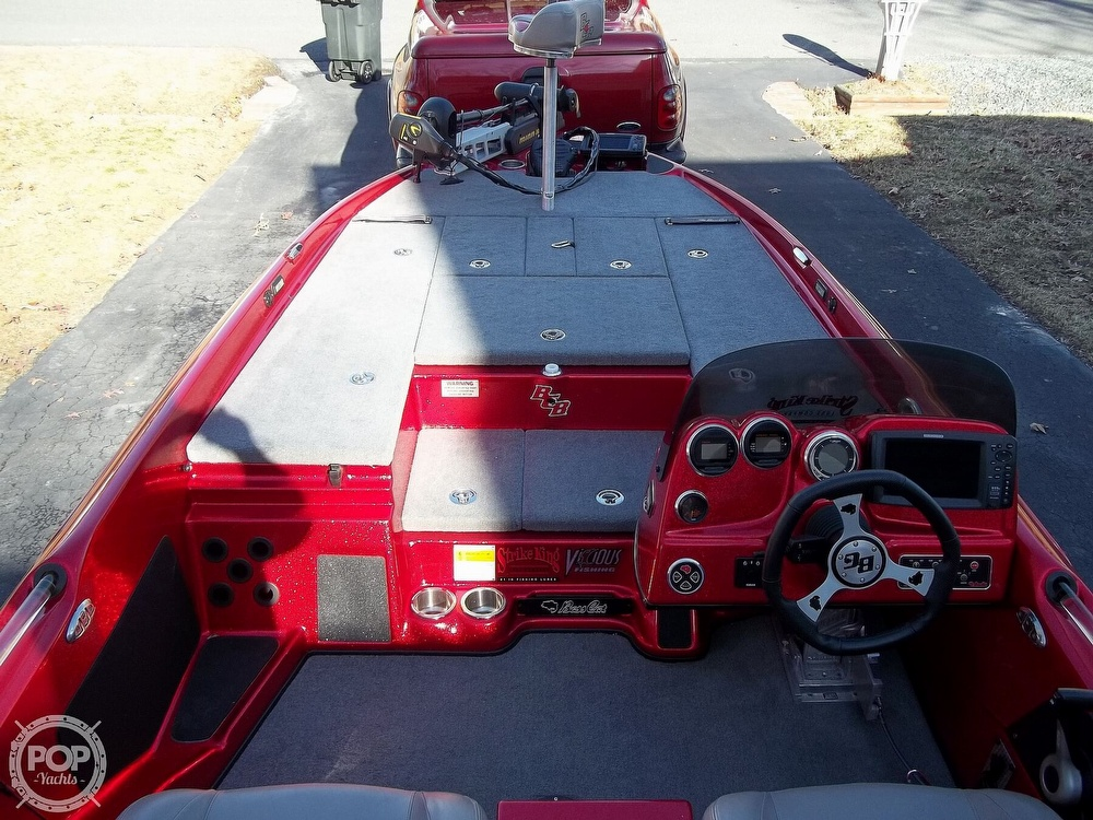 2010 Bass Cat Boats boat for sale, model of the boat is Puma Ftd & Image # 7 of 10