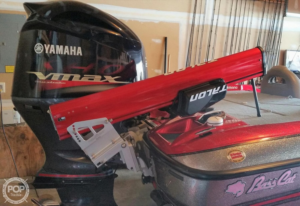 2010 Bass Cat Boats boat for sale, model of the boat is Puma Ftd & Image # 9 of 10