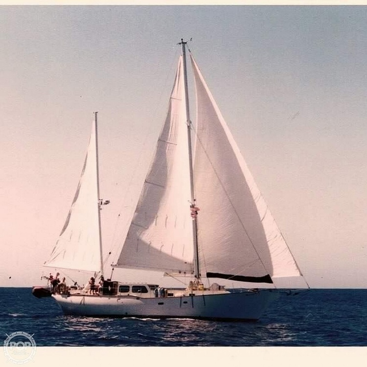 1991 Seahawk boat for sale, model of the boat is 49 Custom & Image # 11 of 40