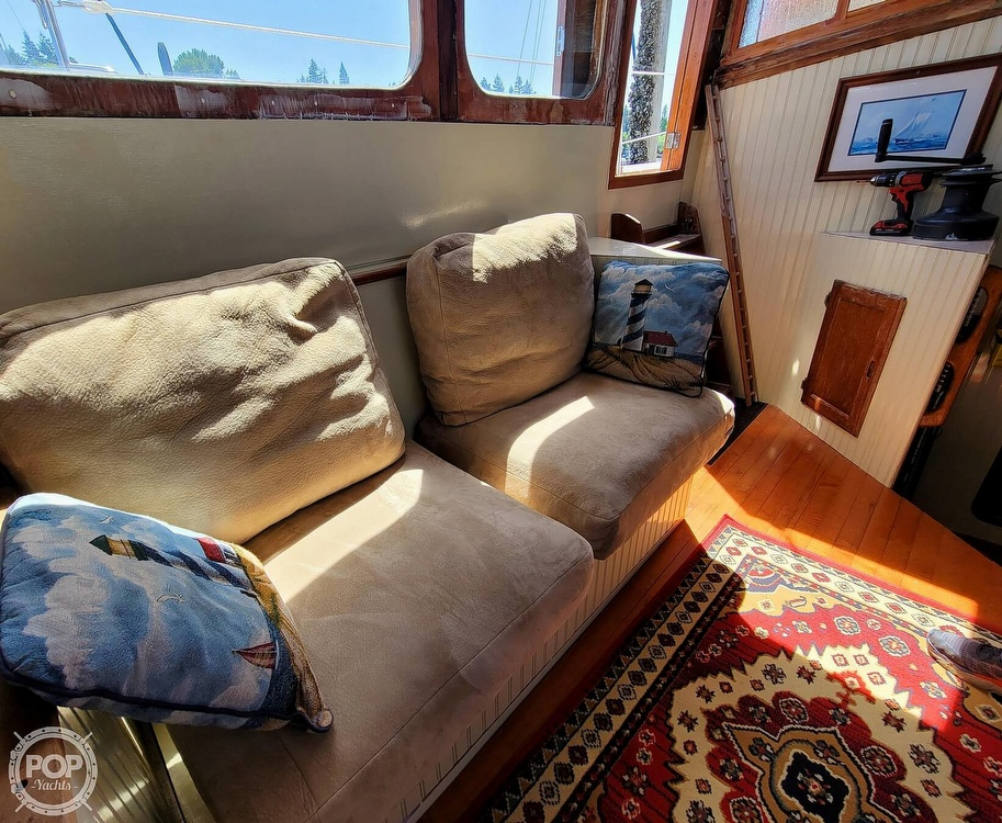 1991 Seahawk boat for sale, model of the boat is 49 Custom & Image # 38 of 40