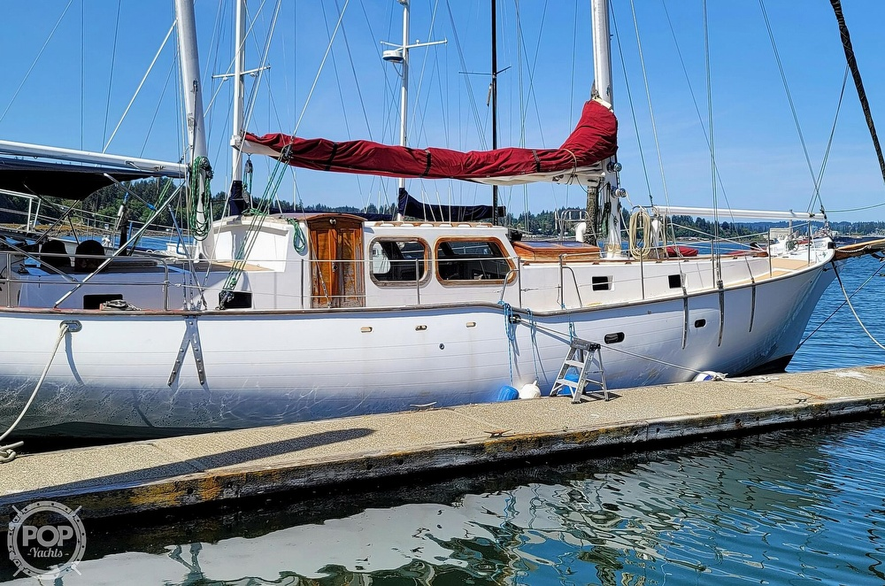 1991 Seahawk boat for sale, model of the boat is 49 Custom & Image # 6 of 40
