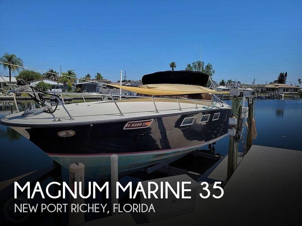 1968 Magnum Marine 35
