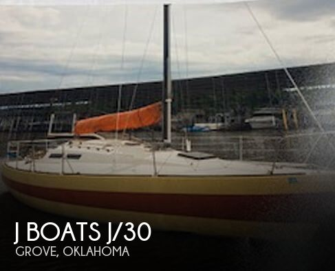 Used Sailboats For Sale in Oklahoma by owner | 1980 J Boats J30