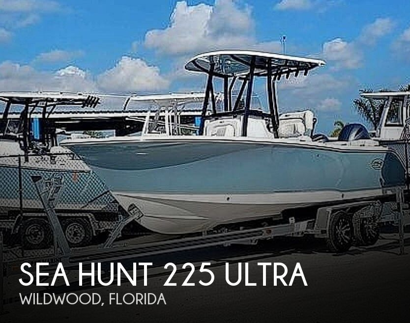Used Sea Hunt Boats For Sale by owner | 2020 Sea Hunt 225 Ultra