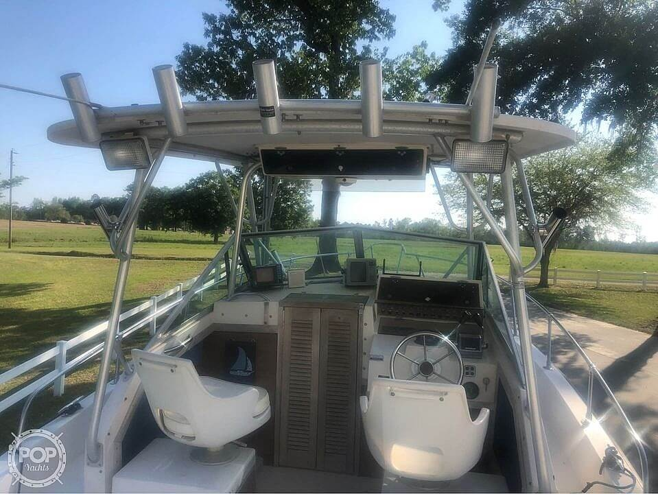 1988 Grady-White boat for sale, model of the boat is Trophy Pro 25S & Image # 2 of 40