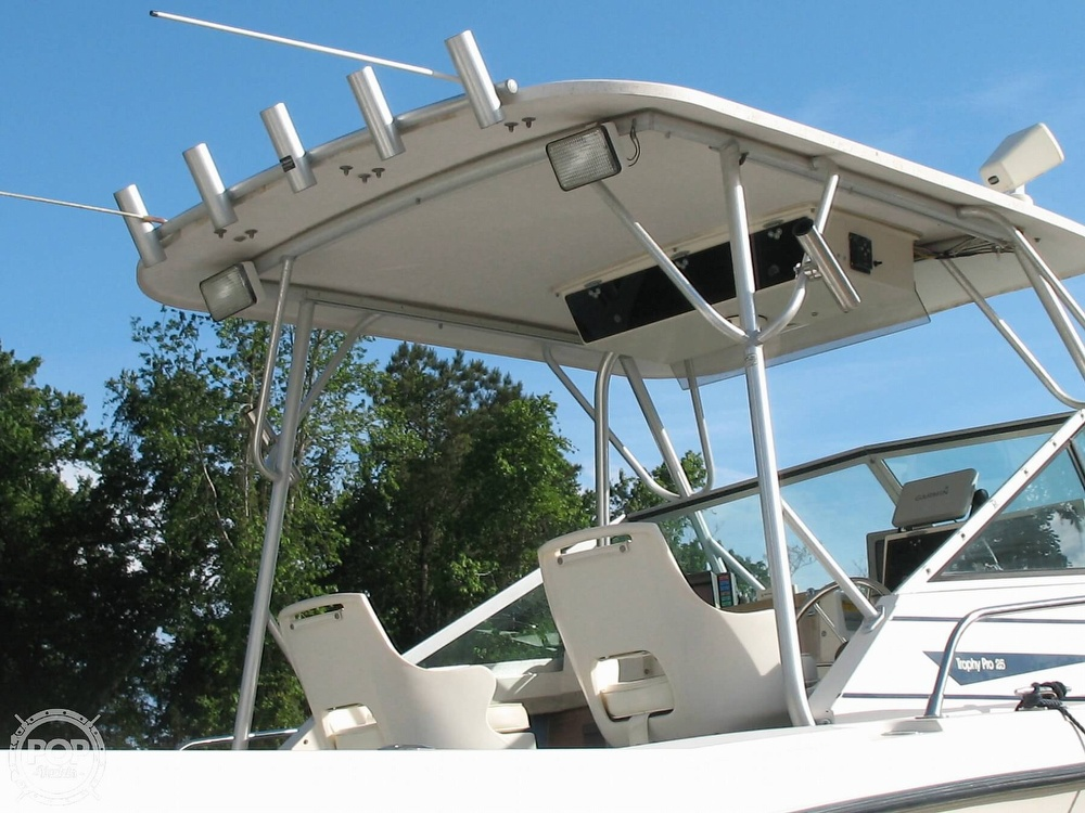 1988 Grady-White boat for sale, model of the boat is Trophy Pro 25S & Image # 5 of 40