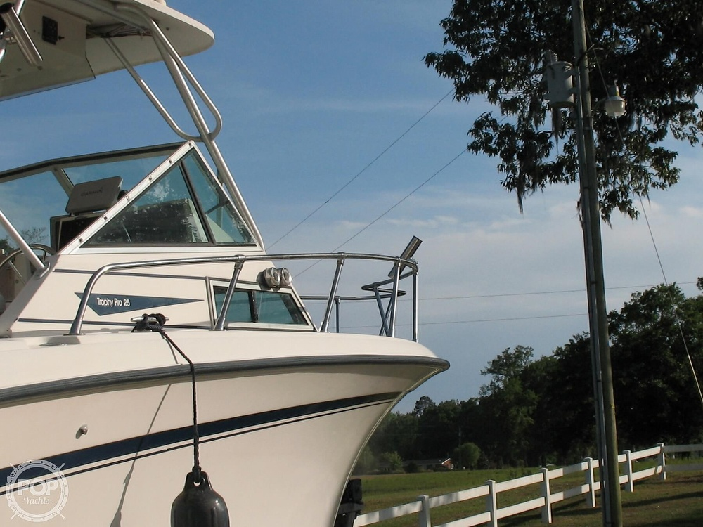 1988 Grady-White boat for sale, model of the boat is Trophy Pro 25S & Image # 6 of 40