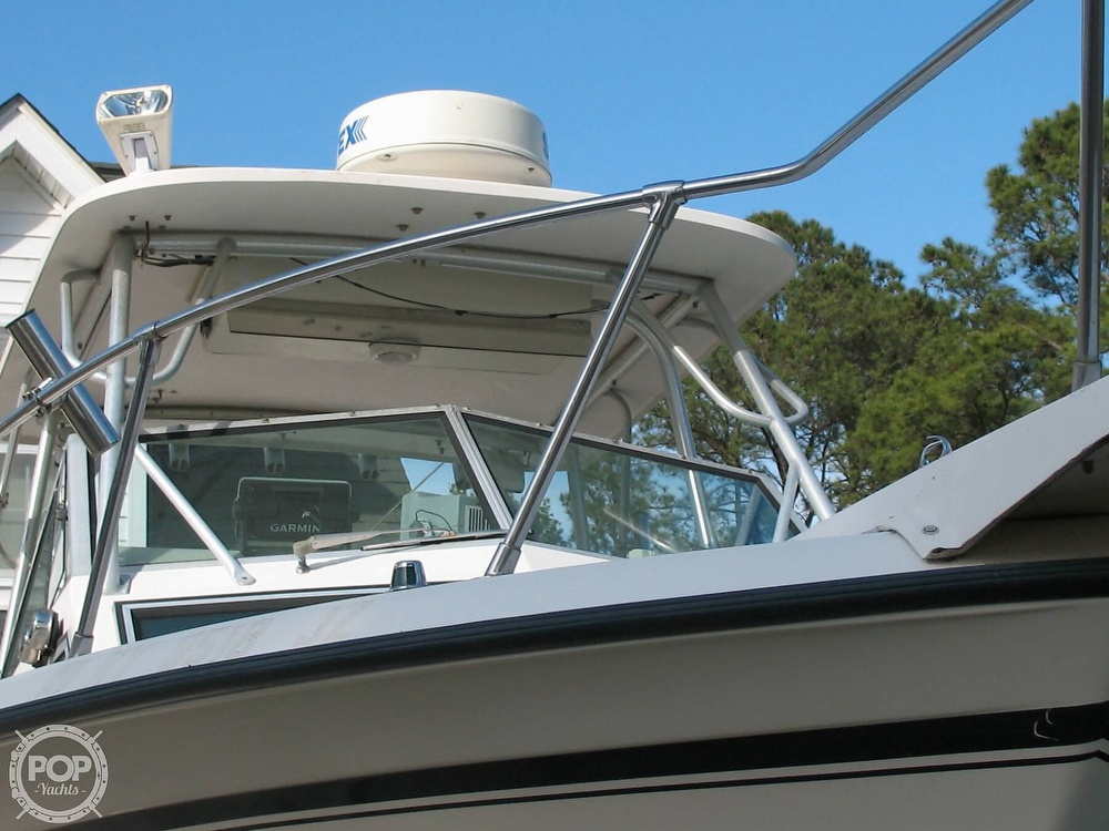 1988 Grady-White boat for sale, model of the boat is Trophy Pro 25S & Image # 11 of 40