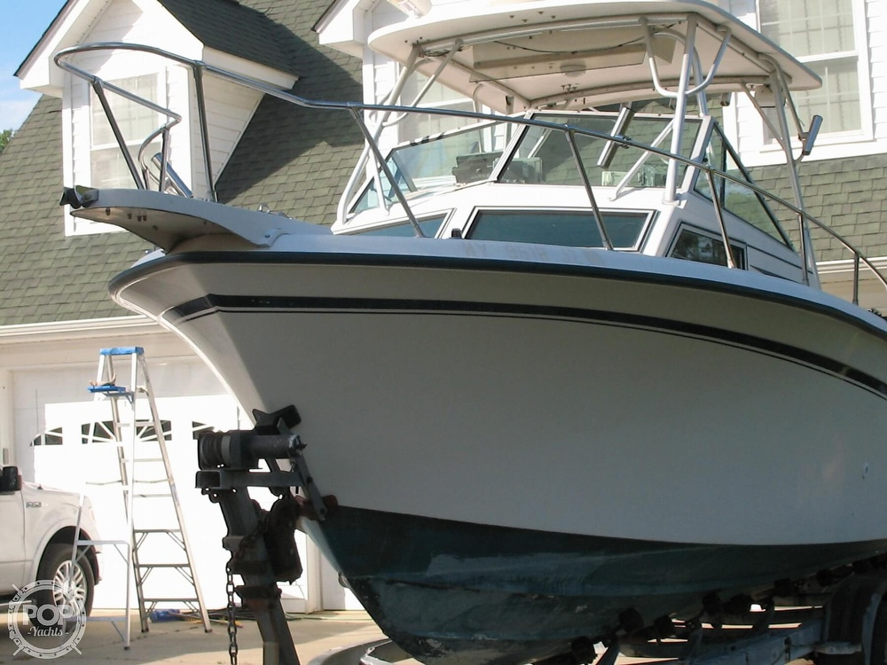 1988 Grady-White boat for sale, model of the boat is Trophy Pro 25S & Image # 15 of 40