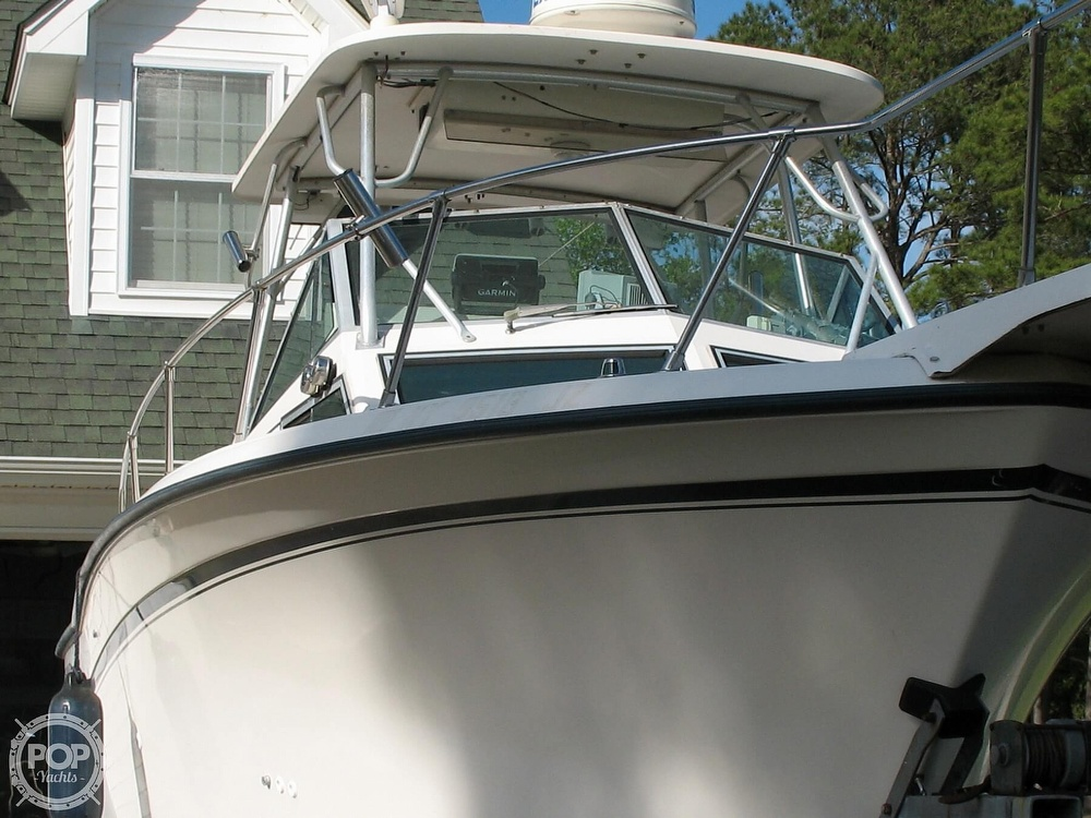 1988 Grady-White boat for sale, model of the boat is Trophy Pro 25S & Image # 16 of 40