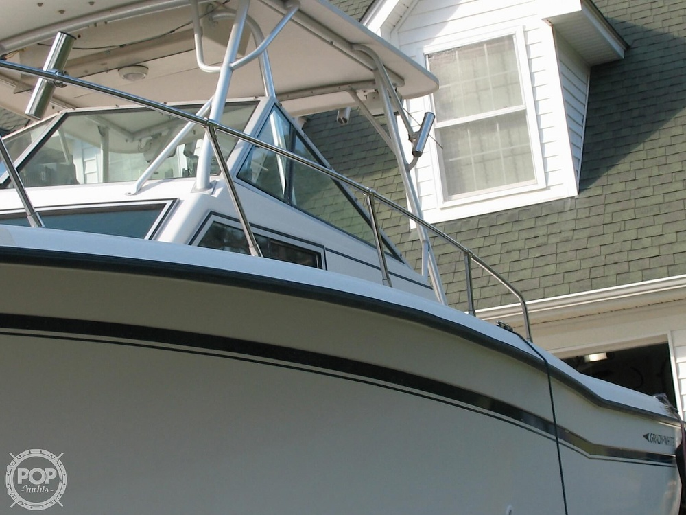 1988 Grady-White boat for sale, model of the boat is Trophy Pro 25S & Image # 28 of 40