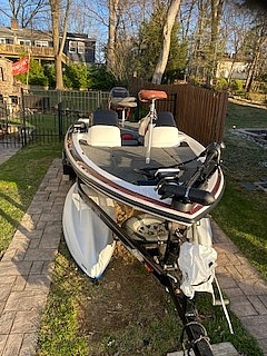 2004 Skeeter boat for sale, model of the boat is Sx190 & Image # 3 of 22