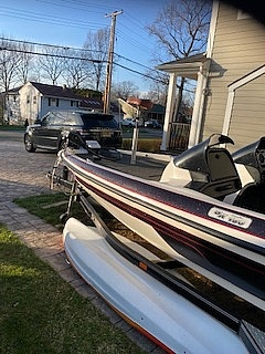 2004 Skeeter boat for sale, model of the boat is Sx190 & Image # 5 of 22