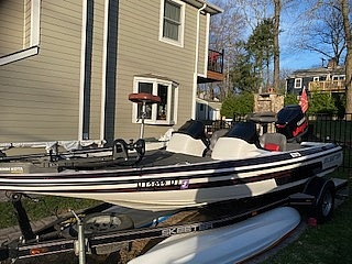 2004 Skeeter boat for sale, model of the boat is Sx190 & Image # 6 of 22