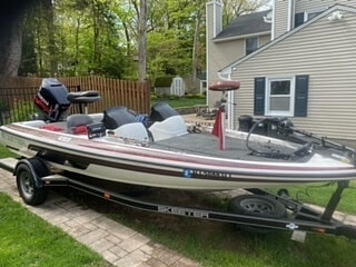 2004 Skeeter boat for sale, model of the boat is Sx190 & Image # 15 of 22