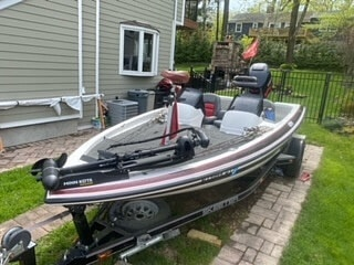 2004 Skeeter boat for sale, model of the boat is Sx190 & Image # 16 of 22
