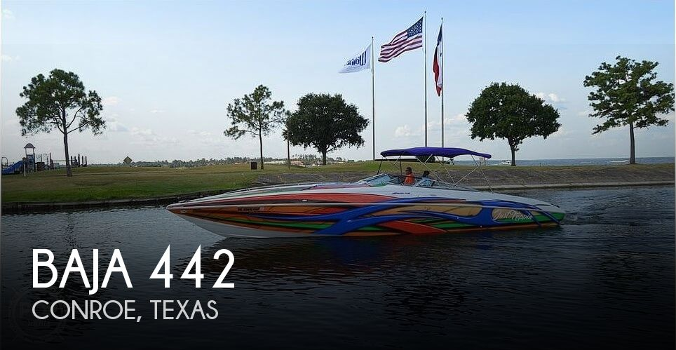 Used Baja Boats For Sale by owner | 2001 Baja 442