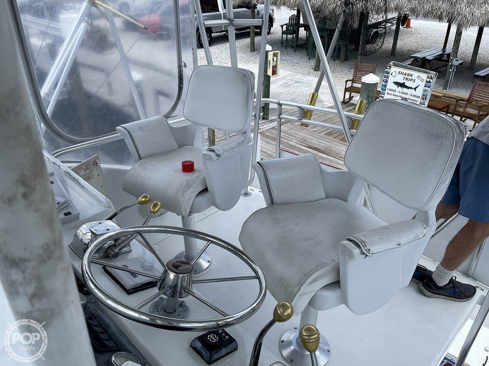 1989 Post Marine boat for sale, model of the boat is 43 & Image # 8 of 40