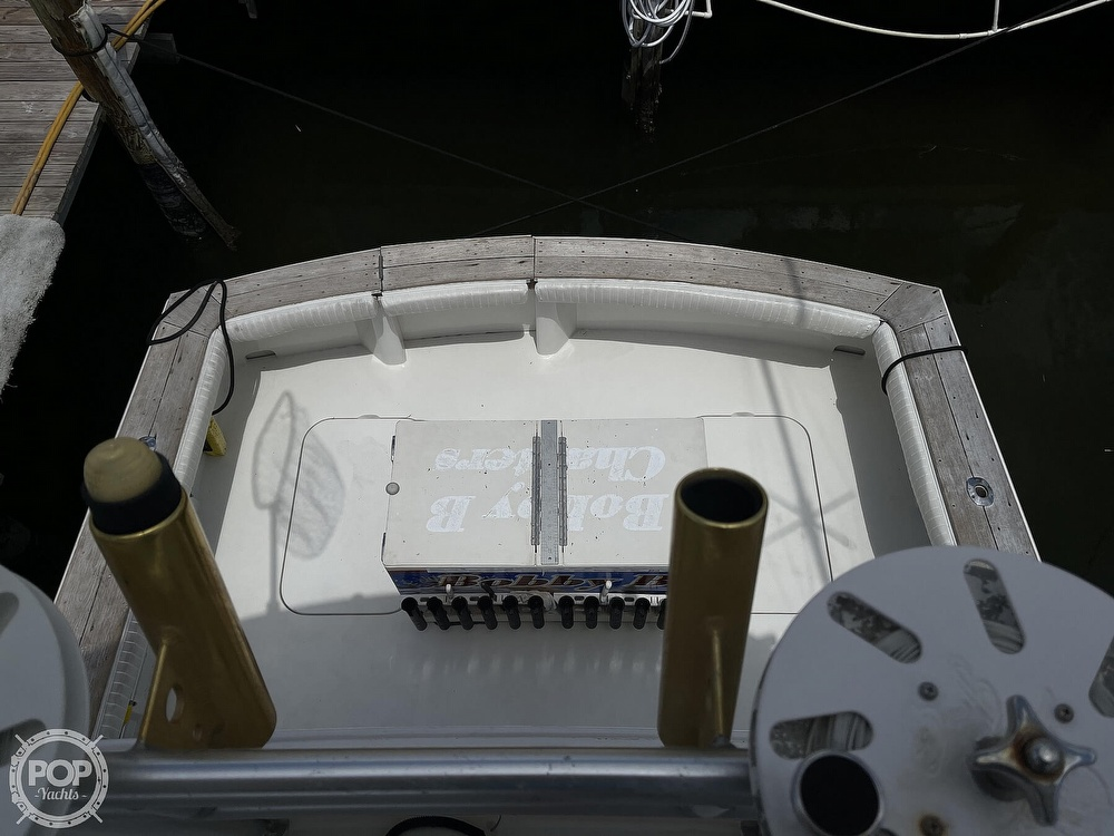 1989 Post Marine boat for sale, model of the boat is 43 & Image # 19 of 40