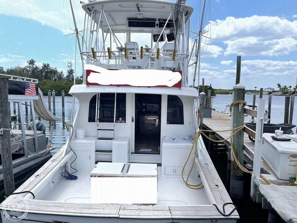 1989 Post Marine boat for sale, model of the boat is 43 & Image # 3 of 40