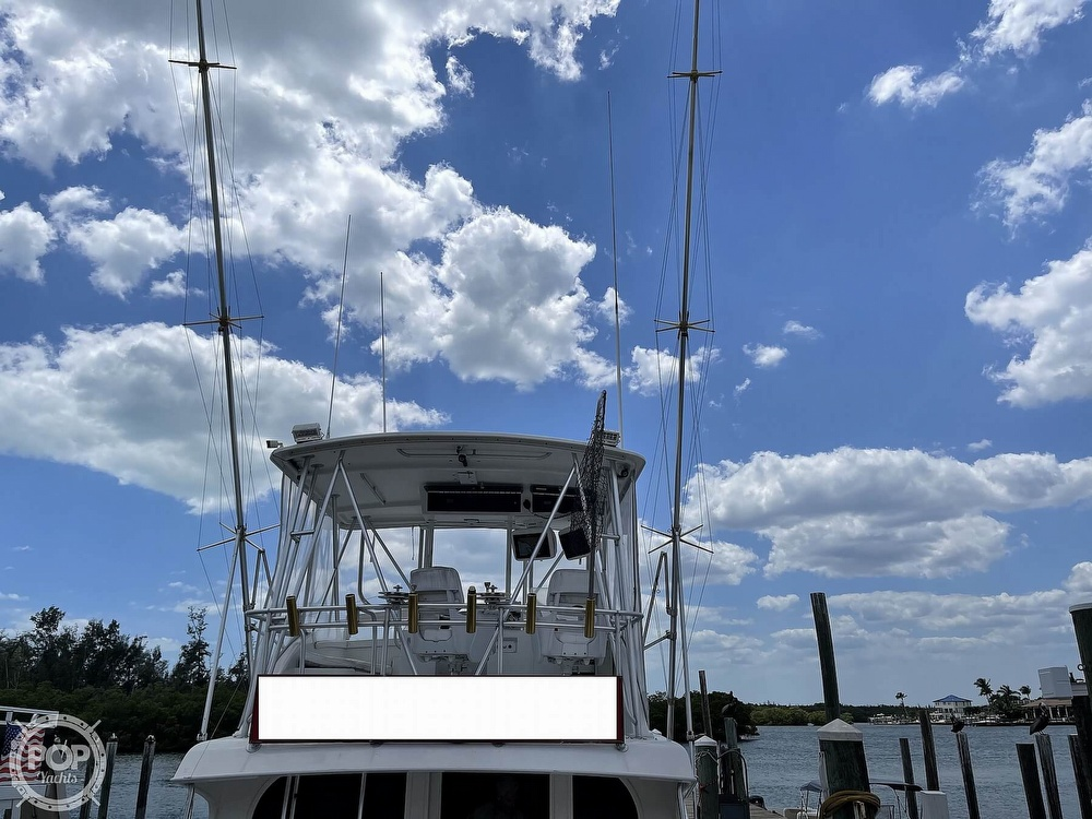 1989 Post Marine boat for sale, model of the boat is 43 & Image # 20 of 40