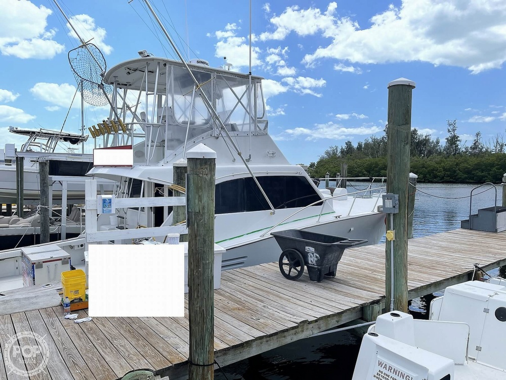 1989 Post Marine boat for sale, model of the boat is 43 & Image # 2 of 40