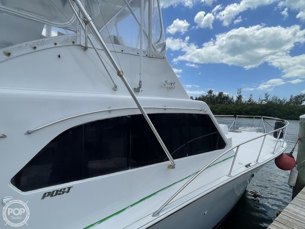 1989 Post Marine boat for sale, model of the boat is 43 & Image # 21 of 40