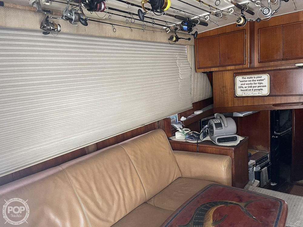 1989 Post Marine boat for sale, model of the boat is 43 & Image # 37 of 40